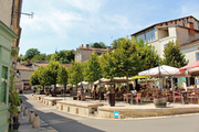 Aubeterre - the prettiest town in France
