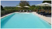 Large 12x6m pool